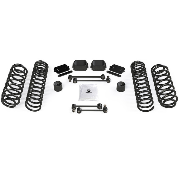"Teraflex JL 4dr 4.5"" Coil Spring Base Lift Kit (No Shocks) 1402400"