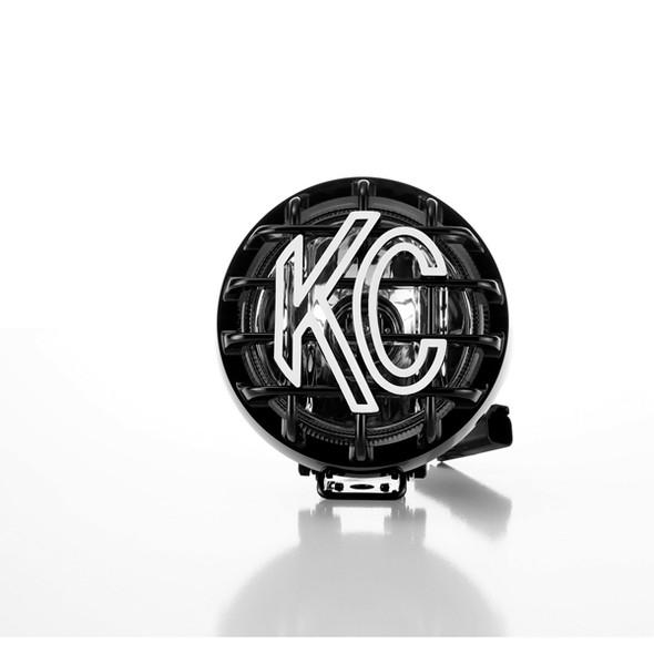 "KC HiLiTES4"" Rally 400 Halogen - Single Light - 55W Spread Beam"