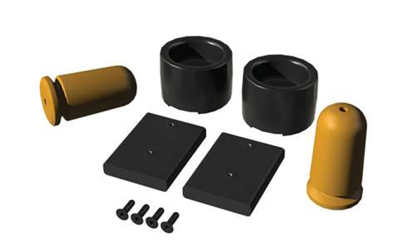 Teraflex JK/JKU 2.5-3.5in. Lift Rear SpeedBump Bump Stop Kit - Pair
