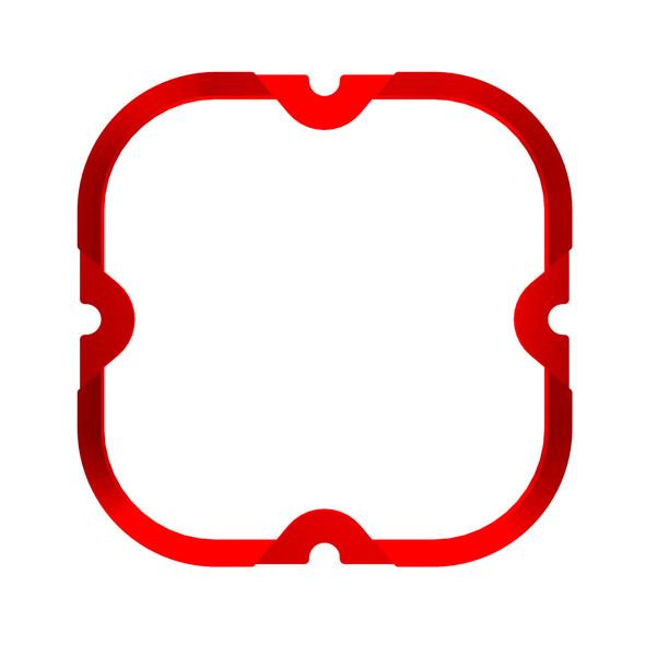 KC HiLiTESFLEX ERA® 4 - 1-Bezel Ring - ED Coated - Red