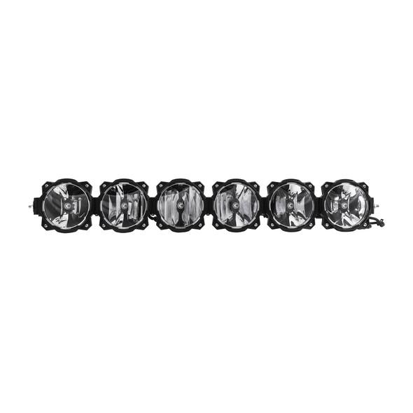"""KC HiLiTES39"""" Pro6 Gravity® LED - 6-Light - Light Bar System - 120W Combo Beam"""
