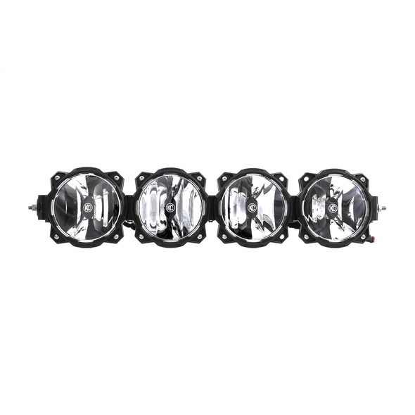 """KC HiLiTES26"""" Pro6 Gravity® LED - 4-Light - Light Bar System - 80W Combo Beam"""