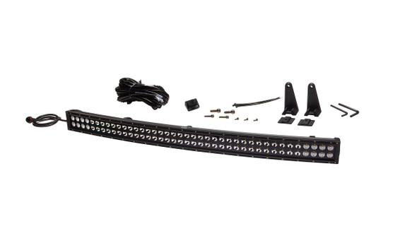 """KC HiLiTES40"""" C-Series CR40 LED - Light Bar System - Curved - 240W Combo Spot / Spread Beam"""