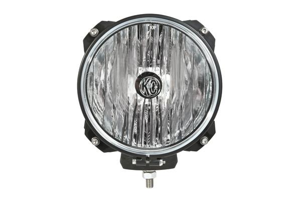 "KC HiLiTES7"" Carbon POD® HID - Single Light - 70W Spot Beam"