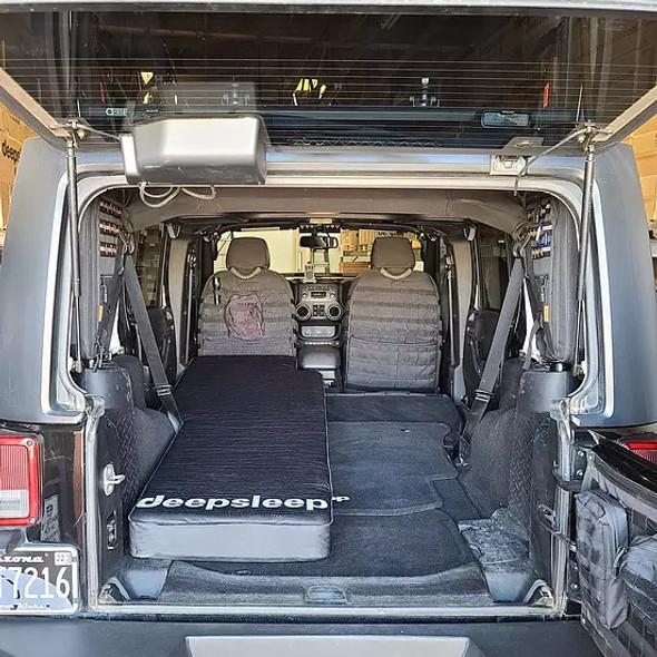 deepsleep Solo Mat, Jeep JKU/JLU 4 Door Air Mattress