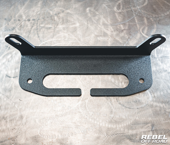 Rebel Off Road Hawse Fairlead Light Mount