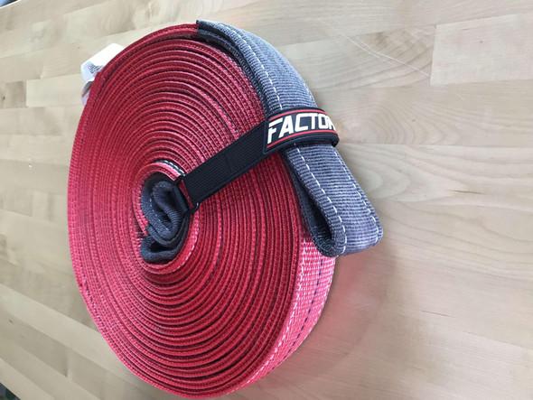Factor 55 Tow Strap 30 Foot x 2 Inch, Standard Duty