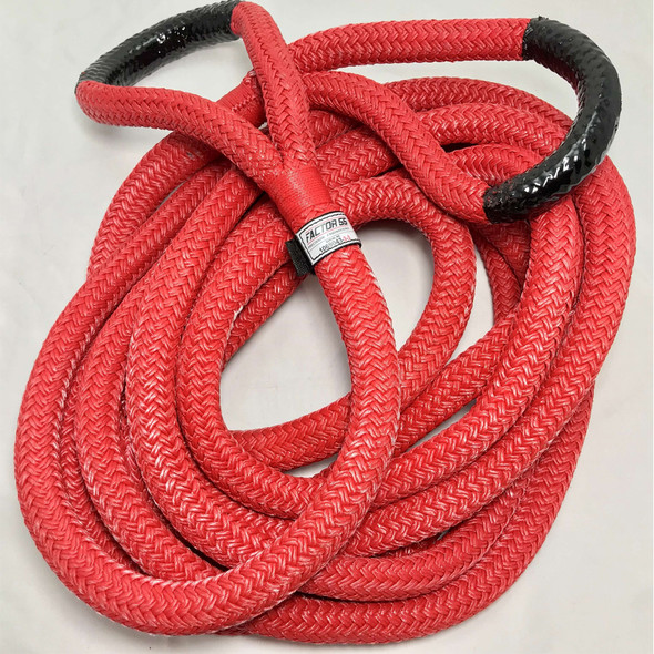 Factor 55 Kinetic Energy Rope, 7/8 Inch x 30 Foot, Extreme Duty