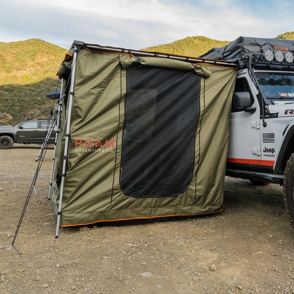 Roam Adventure Co. Awning Shelter Room