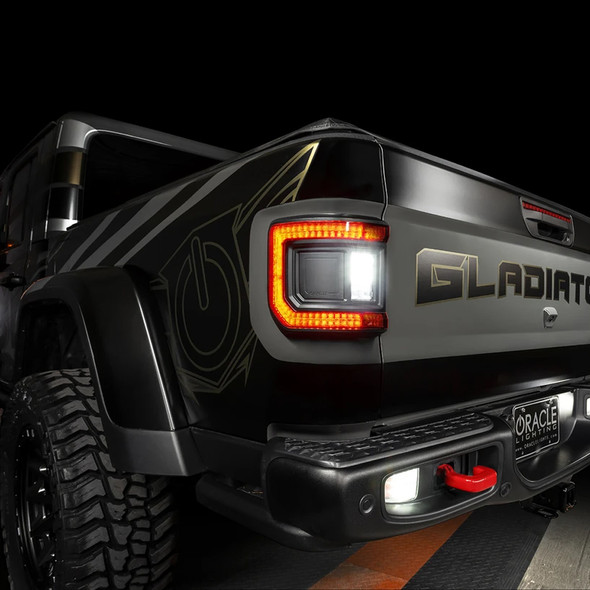 Oracle Lighting Flush Mounted LED Tail Lights, Jeep Gladiator JT