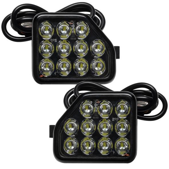 Oracle Rear Bumper LED Reverse Lights, Jeep Wrangler JL