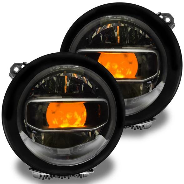 Oracle Demon Eye Colorshift Projector Illumination Kit, Jeep Wrangler JL