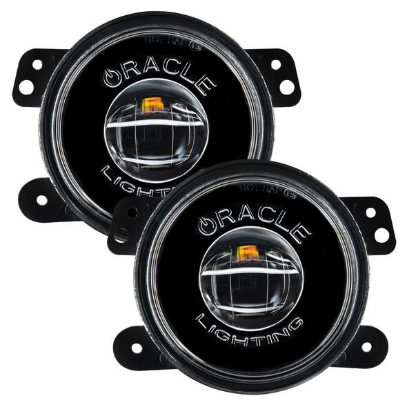Oracle 20W LED Fog Lights, Jeep Wrangler JK/JL & Gladiator JT