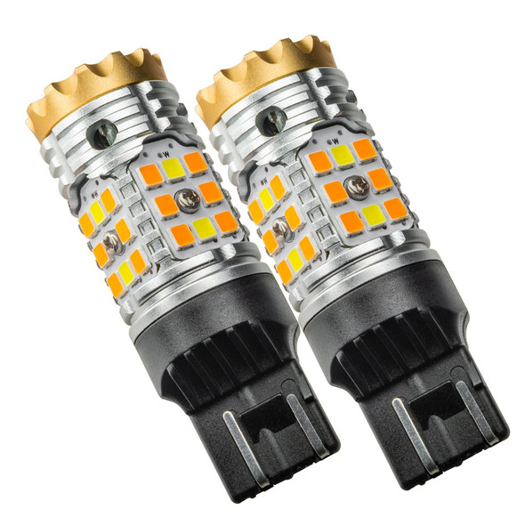 Oracle LED Front Turn Signal/Daytime Running Light, 18-21 Wrangler Sport JL/Gladiator JT