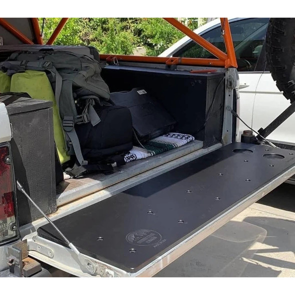 Mountain Hatch Tailgate Panel, 95-04 Tacoma