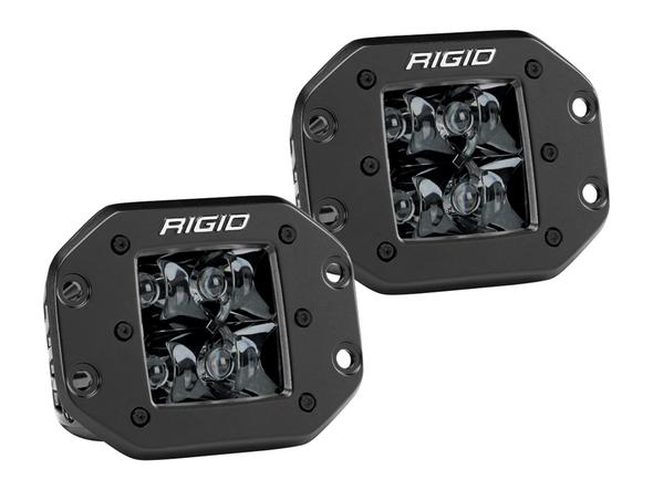 Rigid D Series Pro   Spot Midnight Edition 3