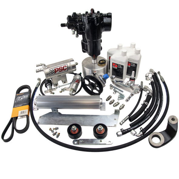 PSC BIG BORE XD-JL Adventure Steering Kit for 2020 and Newer Jeep JL 2.0L non-eTorque Stock Engines