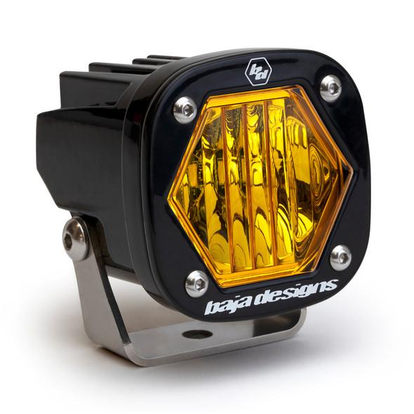 Baja Designs S1, Amber Wide Cornering LED light