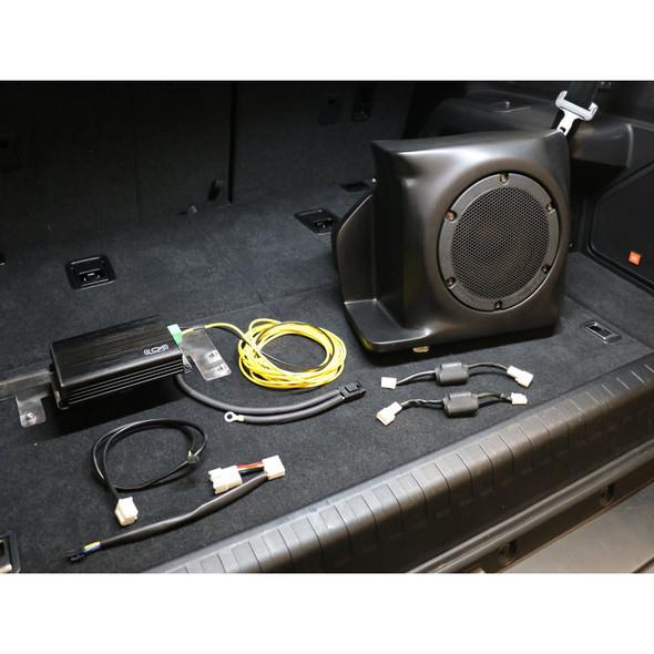 OEM Audio Plus Reference 500 Kit, 2010+ Toyota 4 Runner, JBL Audio System