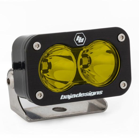 Baja Designs S2 Sport, Amber LED Spot Light - 540011