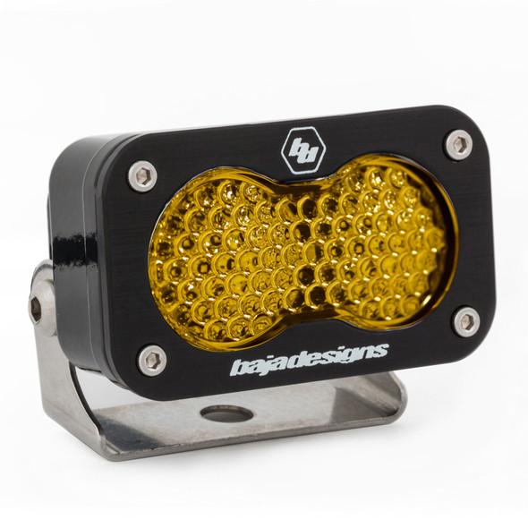 Baja Designs S2 Sport, Amber LED Wide Cornering Light - 540016