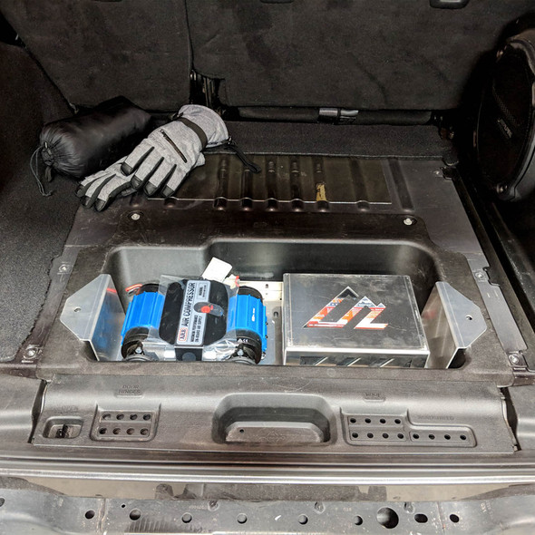 American Adventure Labs Dual ARB Compressor Cargo Mount,  Jeep Wrangler JL