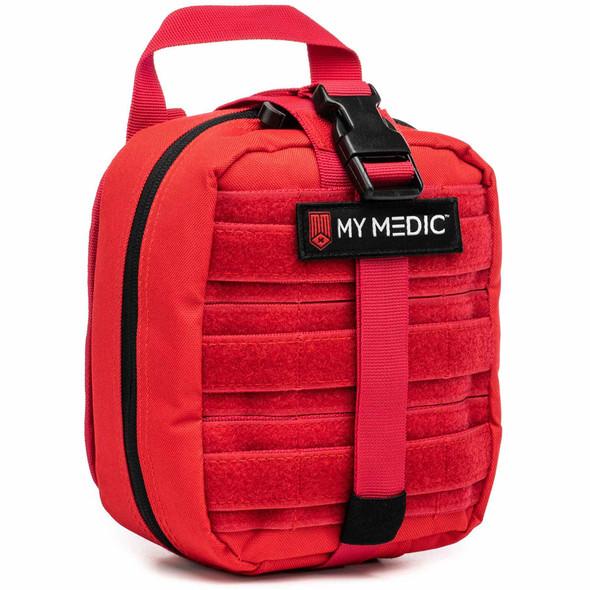 My Medic Myfak First Aid Kit, Red Bag