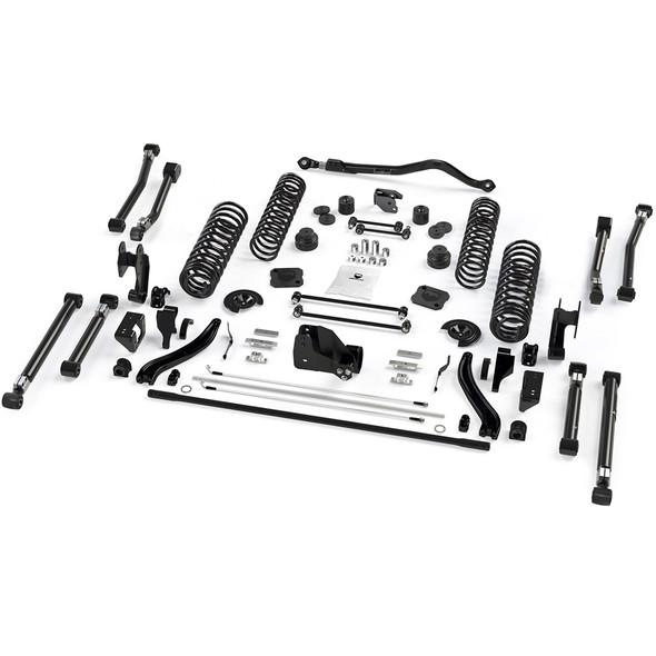 "Teraflex Jeep Gladiator JT 3.5"" Alpine CT3 Short Arm Extended-Travel Suspension System, No Shocks - 2023000"