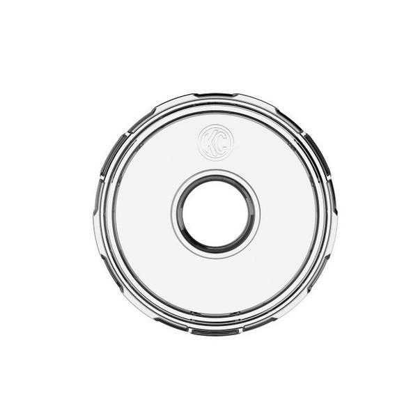 KC HiLiTES Cyclone V2 Clear Lens