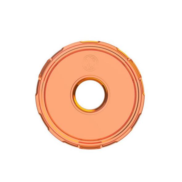 KC HiLiTES Cyclone V2 Amber Lens