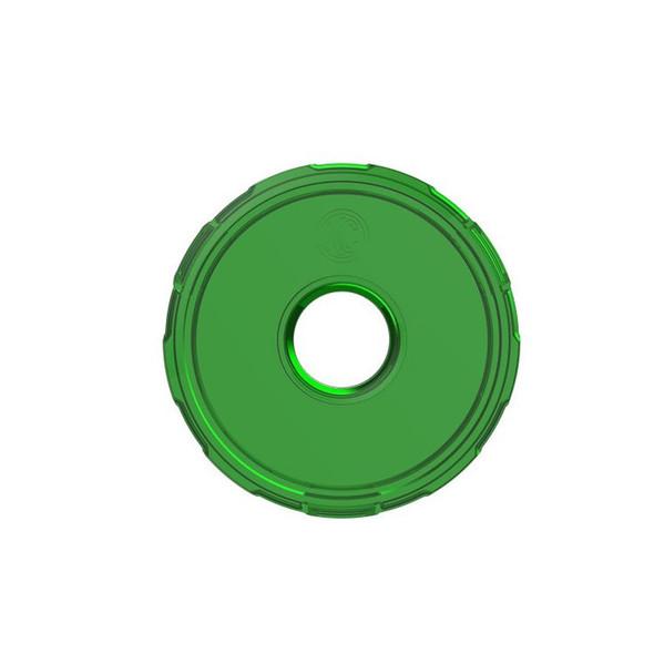 KC HiLiTES Cyclone V2 Green Lens