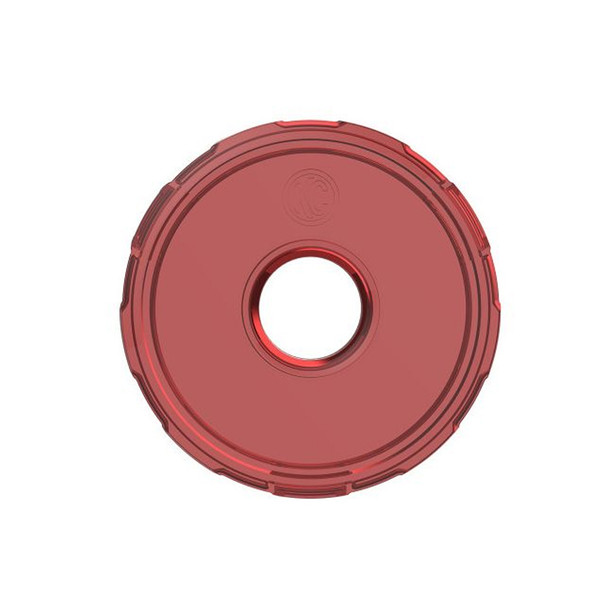 KC HiLiTES Cyclone V2 Red Lens