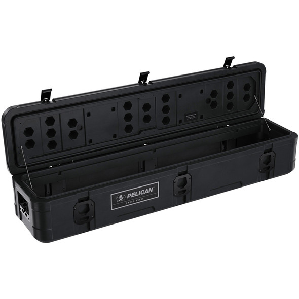 Pelican BX85S 85L Cargo Storage Case, Black