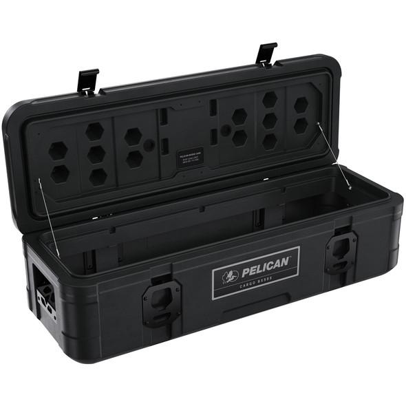 Pelican BX55S 55L Cargo Storage Case, Black