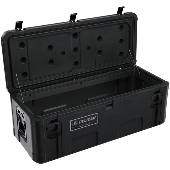 Pelican BX135 135L Cargo Storage Case, Black