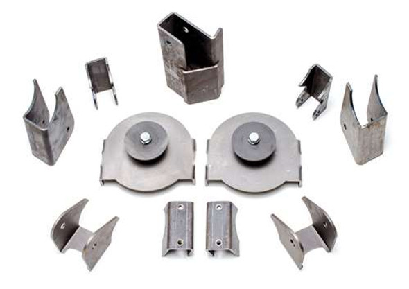 TeraFlex TJ/LJ Dana 44/Dana 60 Rear Axle Bracket Kit