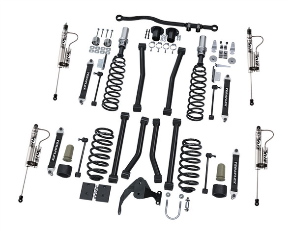 "JK 2-Door 3"" Sport S/T3 Suspension System w/Fox Shocks"