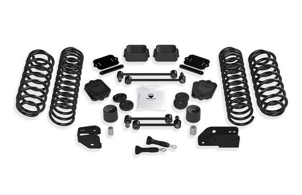"Teraflex JLU 4-Door: 4.5"" Base Lift Kit - No Shocks - 1402000"