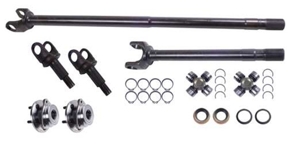 Alloy USA Axle Kit for D30 F 30SP TJ/XJ