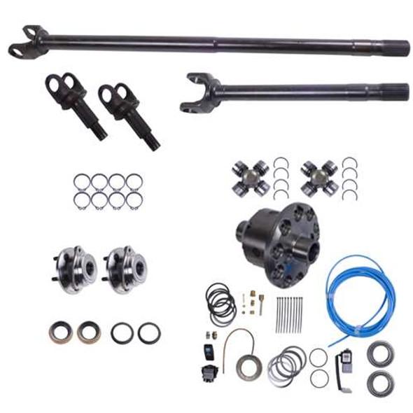 Alloy USA Axle Kit for D30 30SP TJ/XJ w/ARB