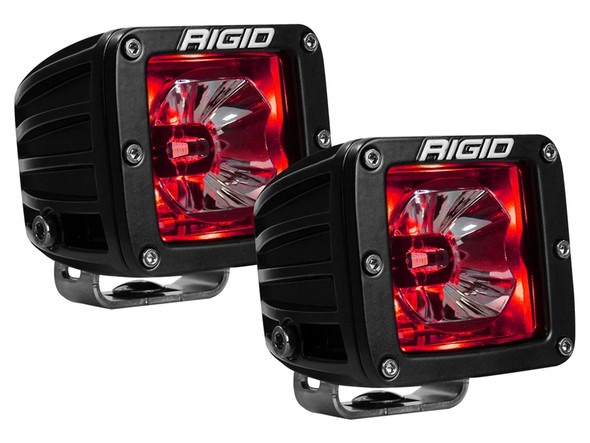 Rigid Industries - Radiance Pod | Red