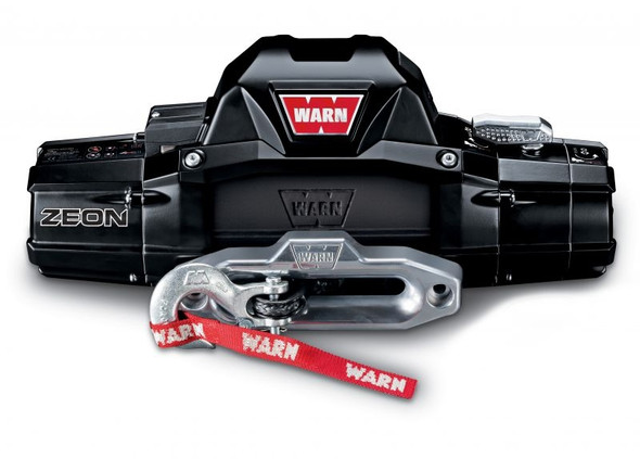 Warn ZEON Solid Rope Cover