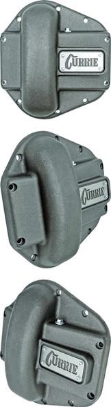 Currie Enterprises Dana 60 and 70 Cast Iron Cover - Unpainted