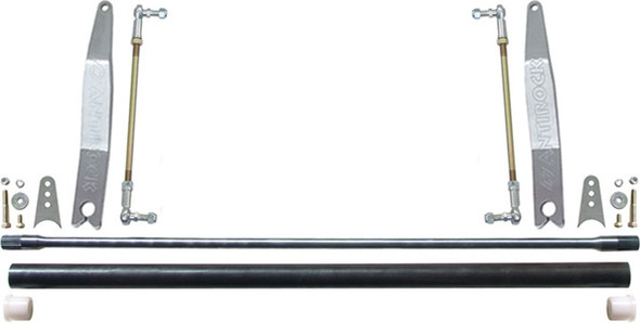 Currie Enterprises Universal AntiRock Kit - 45 Inch Bar - W/20 Inch Bent Aluminum Arms