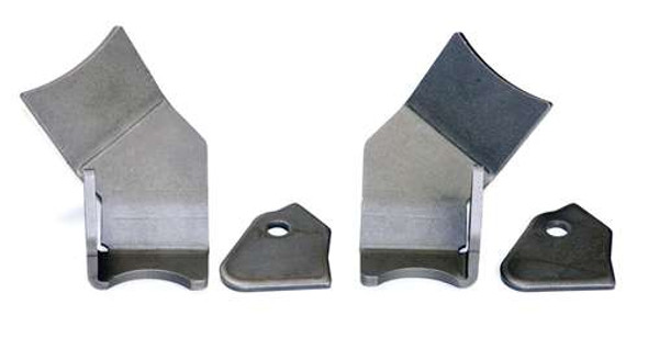 TeraFlex JK Rear Lower Control Arm Skid Plate Kit - 4937400