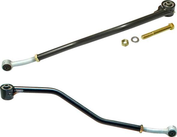 Currie Enterprises Johnny Joint Adjustable Front Trac Bar For TJ/XJ/LJ/MJ