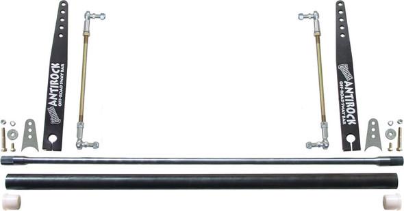 Currie Enterprises Universal AntiRock Kit - 32.0 Inch Bar - W/20 Inch Steel Arms