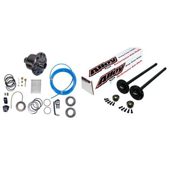 Alloy USA Axle KT for D35 30S XJ/YJ/TJ w/ARB