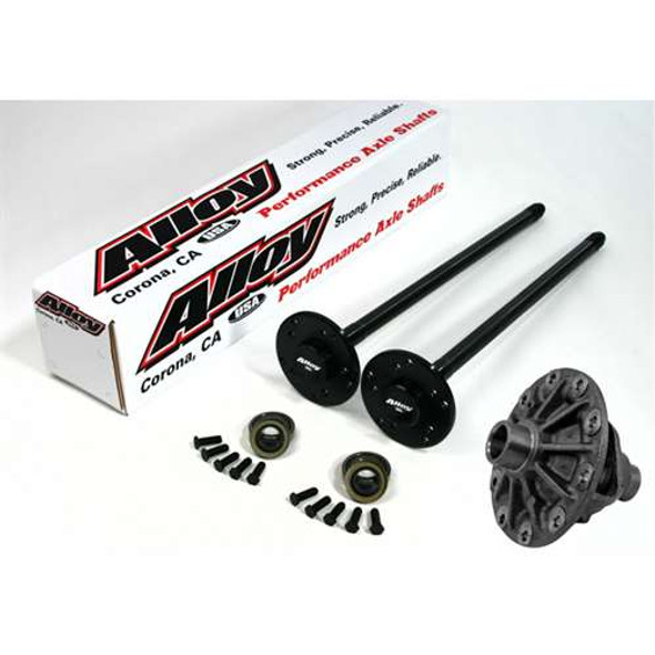 Alloy USA Axle KT for D35 30 XJ/YJ/TJ w/oabs