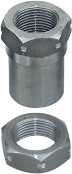 Currie Enterprises Threaded Bung W/ Jamnut - 1.0-14 LH Thread SET